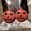 Jack-O-Lantern Earrings